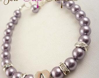 Design your own flower girl bracelet
