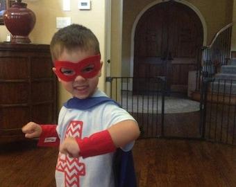 BOY STYLE Super Hero Masks