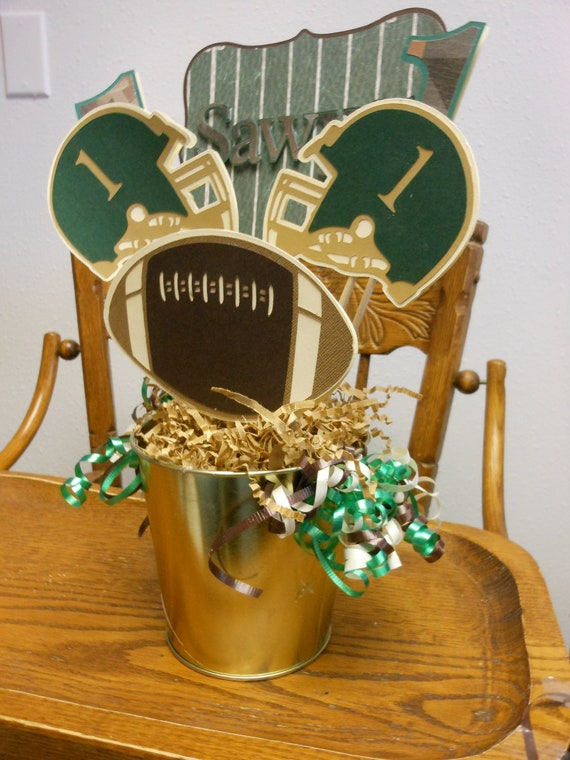 Items similar to football party centerpieces birthday or
