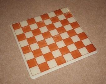 Glass Chess Board