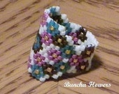 BEADED RING PATTERN