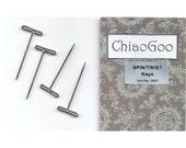 2503 - Keys for Interchangeable Spin & Twist Tips and Cables