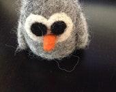 Little Grey Owl