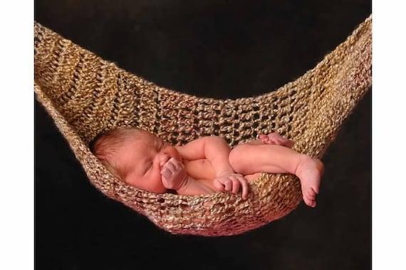 Newborn Photo Prop Baby Hammock