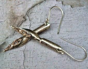 Love Letter earrings