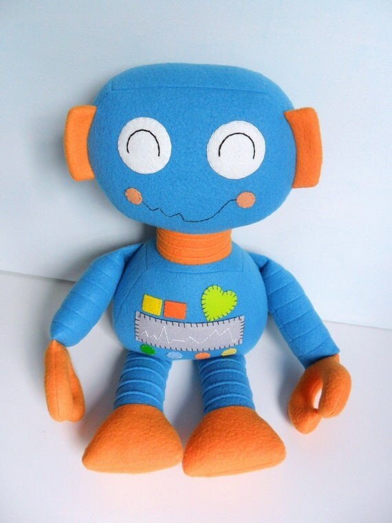 Robot Ragdoll - Custom Order