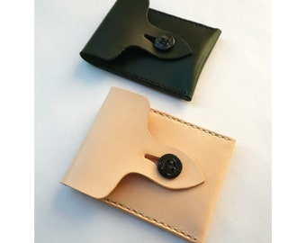 Leather Card Case 04 Wallet