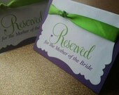 Lasting Love Reserved Cards (Set of 5)