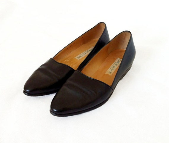RESERVED for Lindsey- COLE HAAN Slip On Shoes Black Leather