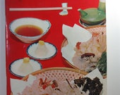 Tempura and Sukiyaki Japanese Cookbook 1966