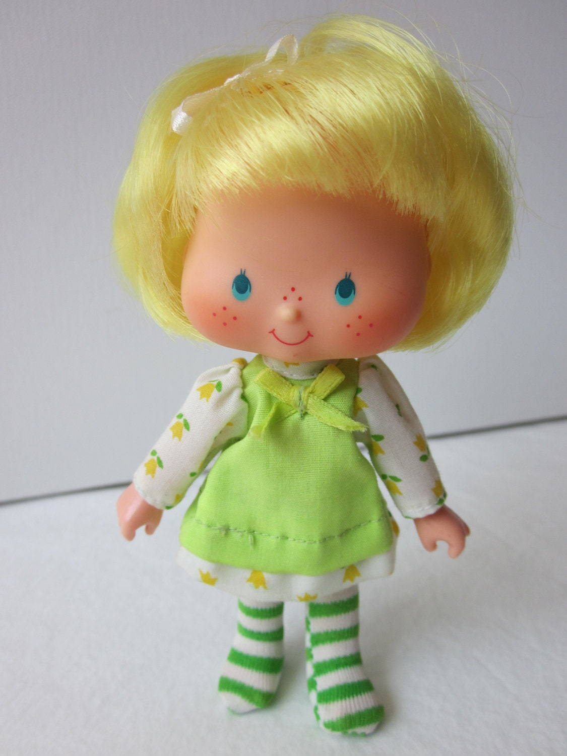Vintage Strawberry Shortcake Mint Tulip Doll