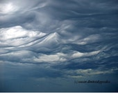 Scenery, landscape, Natural Beauty 2, storm clouds, painter's dream, home office decor, gift under 25