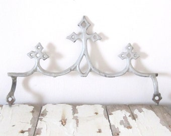 Vintage Iron Fence Topper