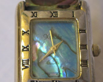 Xanadu abalone watch