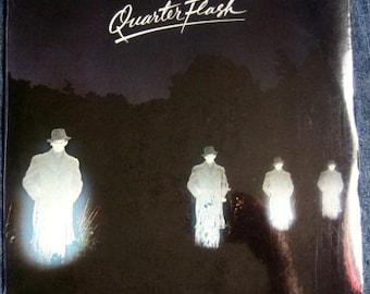 SEALED QUARTERFLASH  Lp 1981 Vinyl Record Album MINT