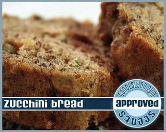 ZUCCHINI BREAD Fragrance Oil, 2 oz