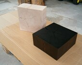 Hemlock Wood Blocks / CUSTOM LISTING - Reserved for GunnarOlsen