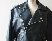 The Most Perfecto Leather Jacket - M/L