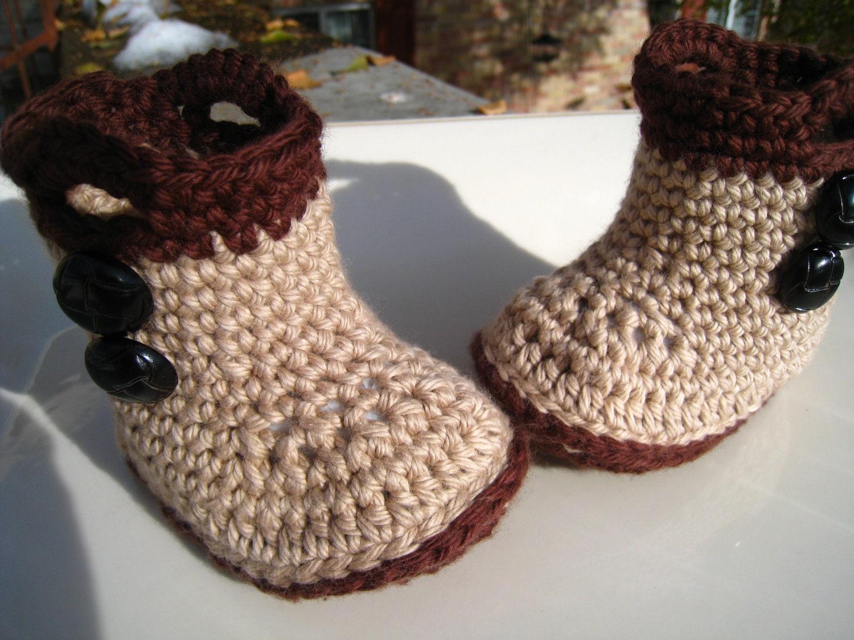 CROCHET PATTERN baby boot rain boot shoe crochet PDF