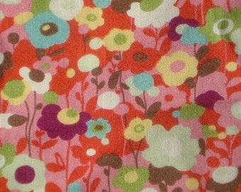 MoMo Wonderland Tweedle Dee Jam pink moda fabrics FQ or more