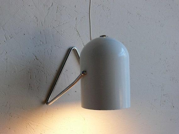 Vintage Mid Century Modern Pendant Lamp
