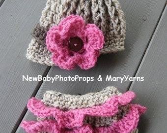 Newborn Baby Hat Photo prop, Newsboy Visor Brim Hat, Newsboy Textured Baby Hat, Baby PHOTOGRAPHY Hat, Gift New Baby Brim Hat ready to ship