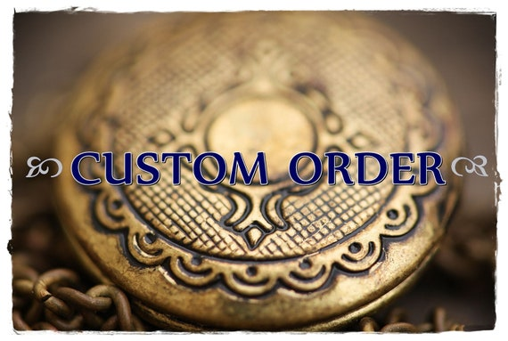 CUSTOM ORDER for Lauren B