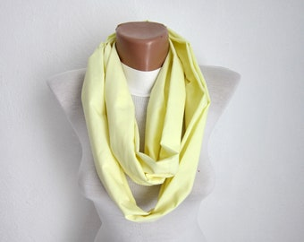 infinity scarf Loop scarf Neckwarmer Necklace scarf Fabric scarf
