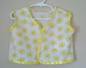 One of a kind Diaper Shirt
