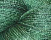 Emerald Kettle Dyed Galadriel Yarn