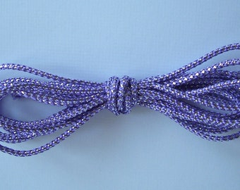 Lavender and Silver Cord