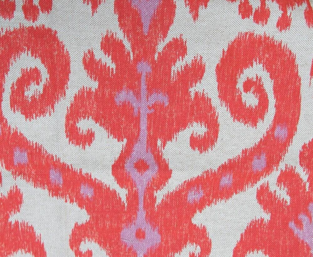 Marrakesh Firefly Designer Drapery Bedding Upholstery Ikat