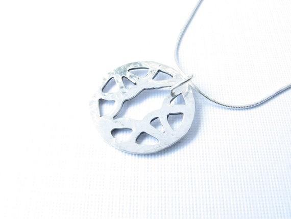 RESERVED LISTING for KATELYNN - Custom Order Sterling Silver Design on Sterling Silver Rope Chain