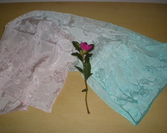 Pastel Vintage Honey Scarf