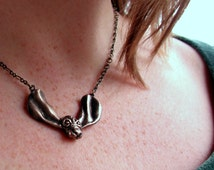 Dog necklace basset hound