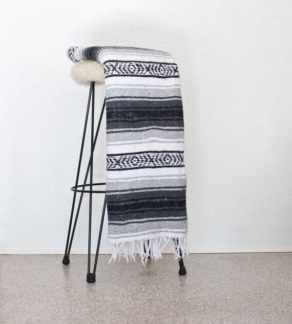 Vintage Mexican Blanket 28