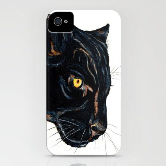 Black Panther iPhone 7 Case - Big Cat Wildlife - Samsung Case