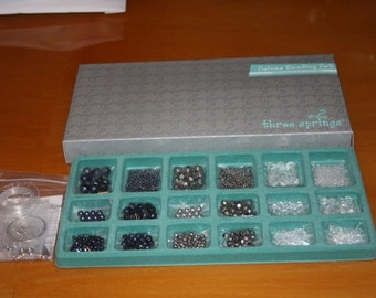 QVC Beading  Kits-Just Beads