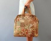 Tapestry Bag / Weekender Bag / Large Tote