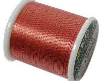 Tools & Supplies-K.O. Thread-Apricot-55 Yard Spool-Quantity 1