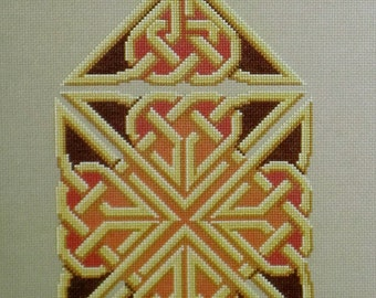 A Home Is Made from The New Celtic Series of Counted Cross Stitch Designs By Great Bear Canada