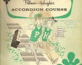 Palmer  Hughes Accordion Course Book 3 - learn to play the accordion Great Vintage Music Book