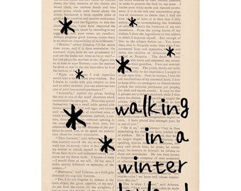 Christmas Snowflake Quotes galleryhip The Hippest Galleries