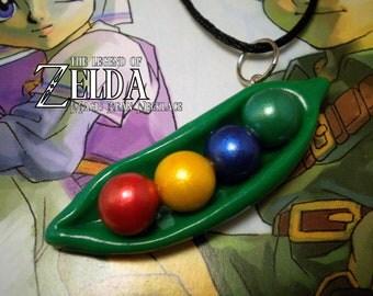 Legend of Zelda Magic Bean Necklace
