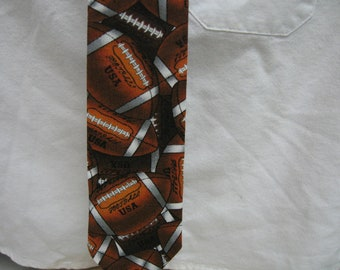 Football Boys Necktie