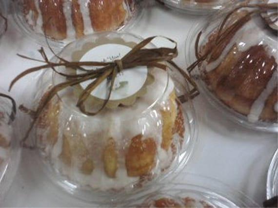 Mini Bundt Cake Boxes