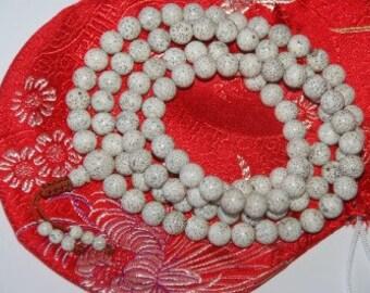 Lotus Seed mala 108 beads for meditation