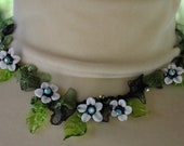 Flowers in the Garden Necklace