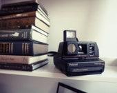 Polaroid Camera Impulse SE AF 600 and Case- Film Tested Working