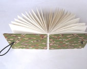 retchoso bound book - closed Japanese fans